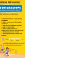 Plakat Sprintem do maratonu 2021
